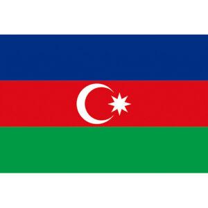 亞塞拜然國旗