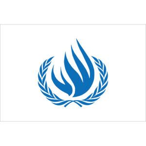 聯合國人權理事會會旗