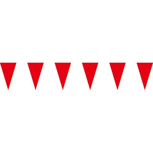 紅色三角串旗;彩色三角串旗