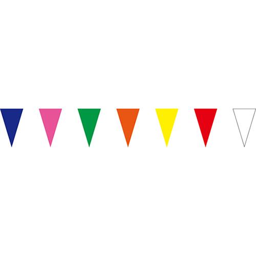 七彩三角串旗;彩色三角串旗