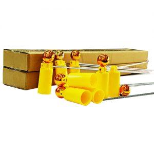 木桿用管套橫鐵