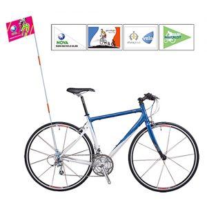 自行車安全旗桿