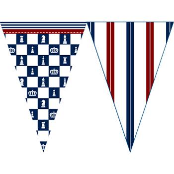 西洋棋串旗