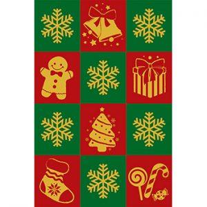 聖誕節串旗