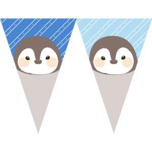 小企鵝串旗