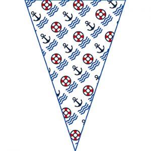 水手風串旗